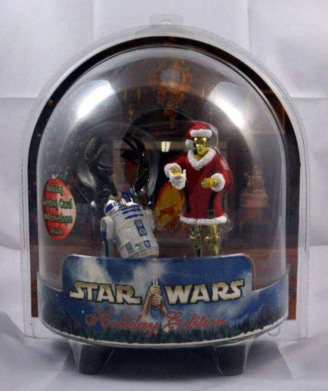 R2-D2 and C-3PO (2002 Holiday Edition)