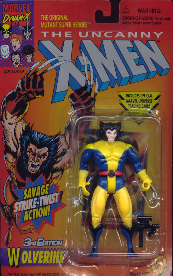 Wolverine (2.5 Yellow Pants)