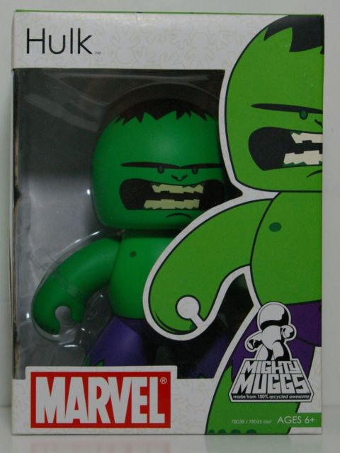 Hulk Mighty Mugg