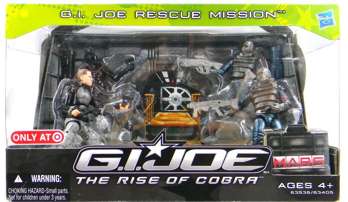 G.I. Joe Rescue Mission (Target Exclusive)