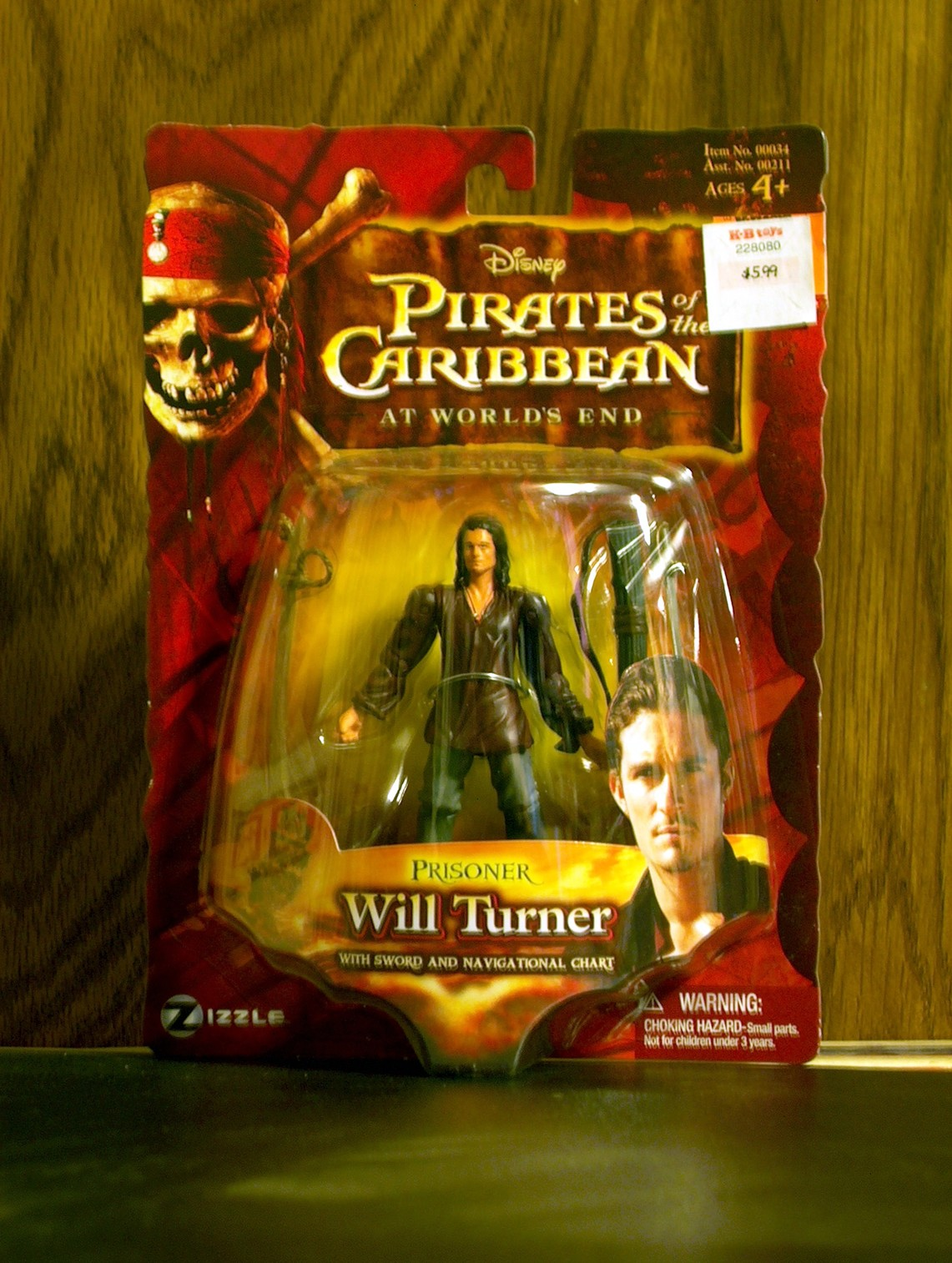 Will Turner (Prisoner)