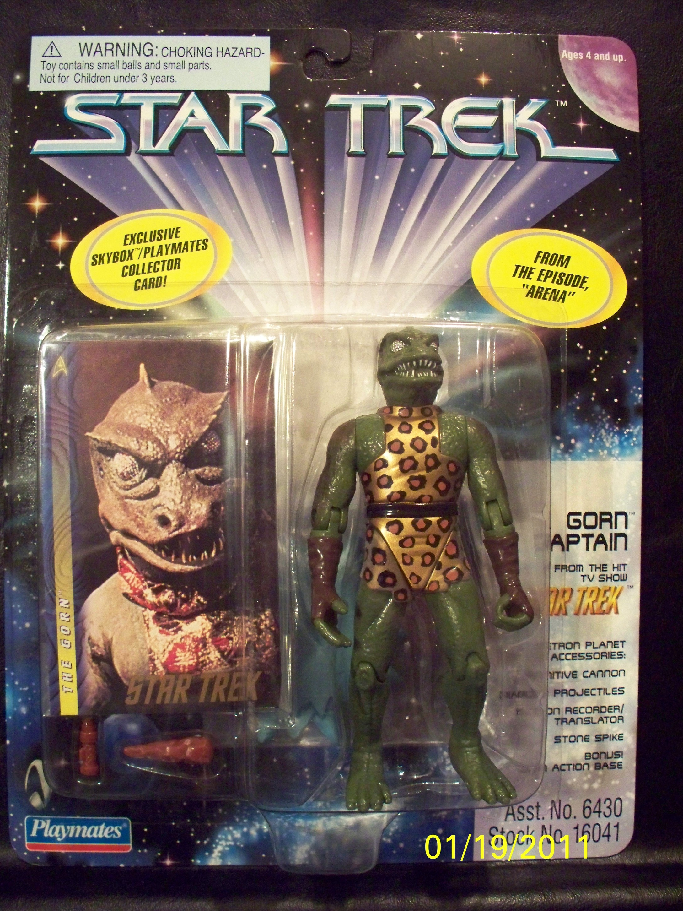Gorn Captain