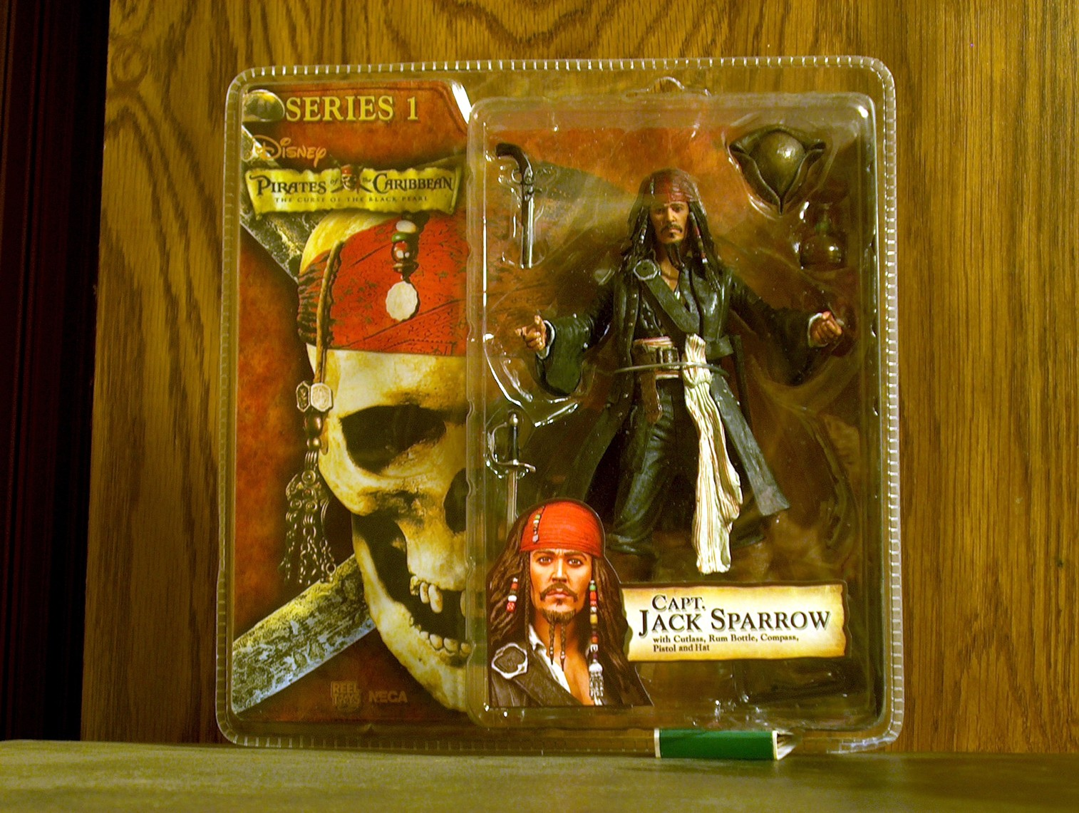 Captain Jack Sparrow (Serious)