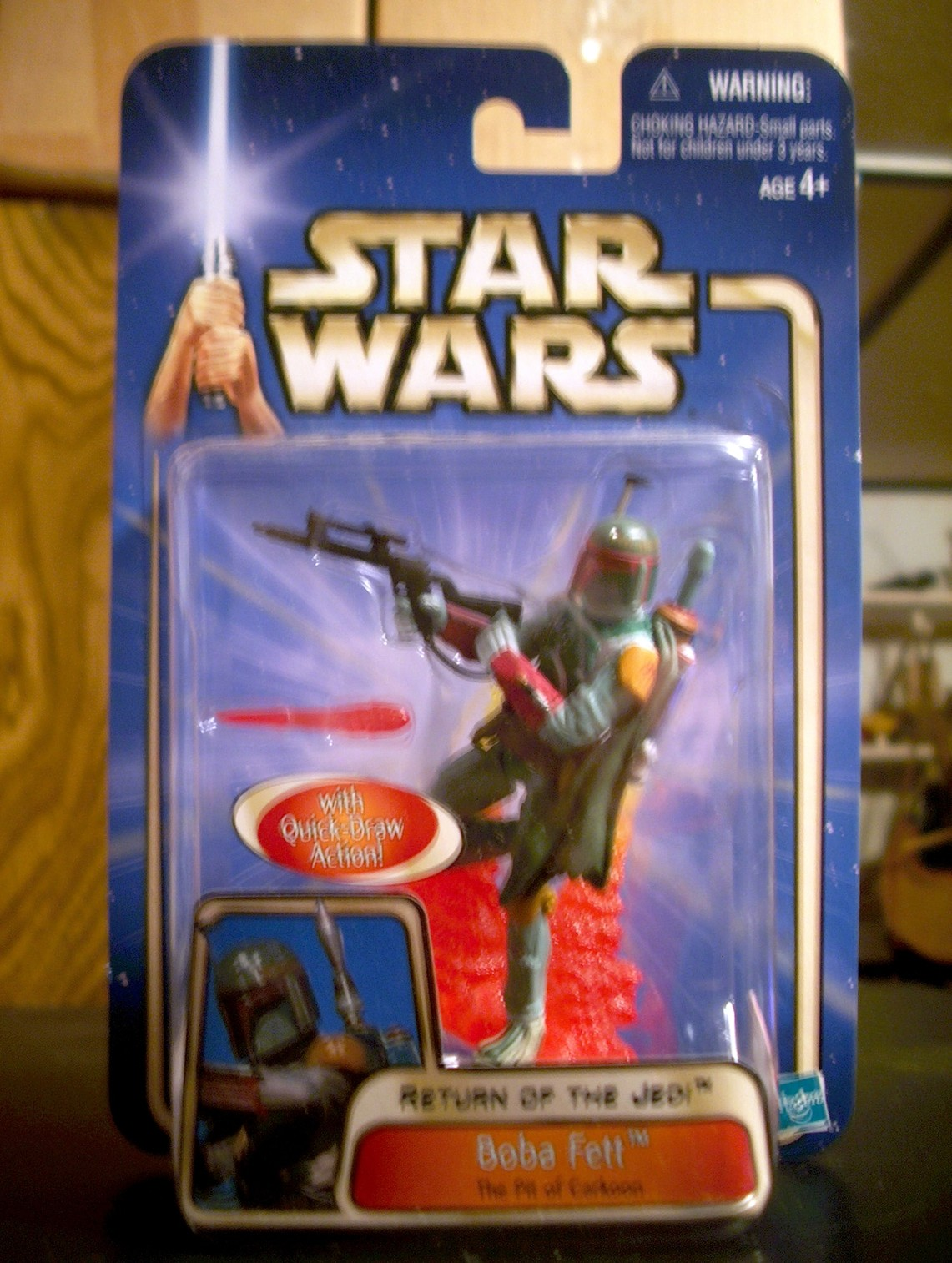 Boba Fett (The Pit of Carkoon)