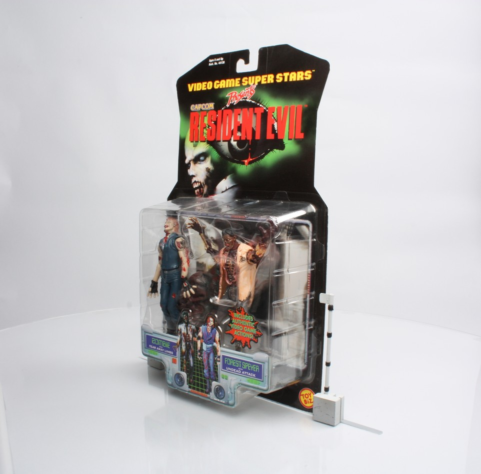 Zombie & Forest Speyer (2-Pack)