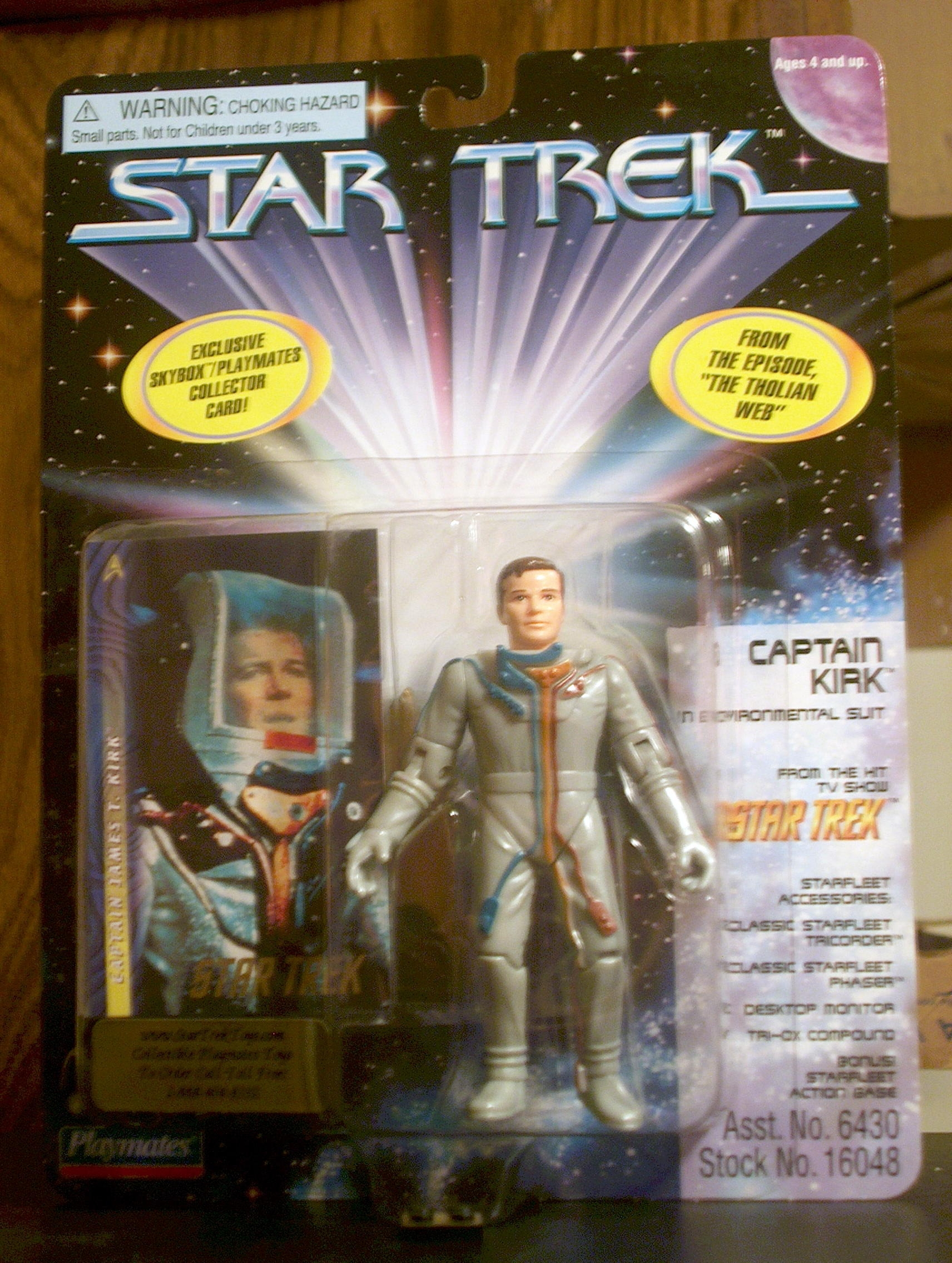 Captain Kirk (Environmental Suit)