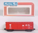 American Flyer 6-48800 S Scale Wabash Reefer LN/Box