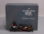 United Models HO BRASS JLT RR Climax Geared Locomotive #5 - Painted/Box