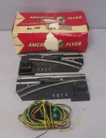 American Flyer 720 Right-Hand & Left-Hand Remote Switches/Box