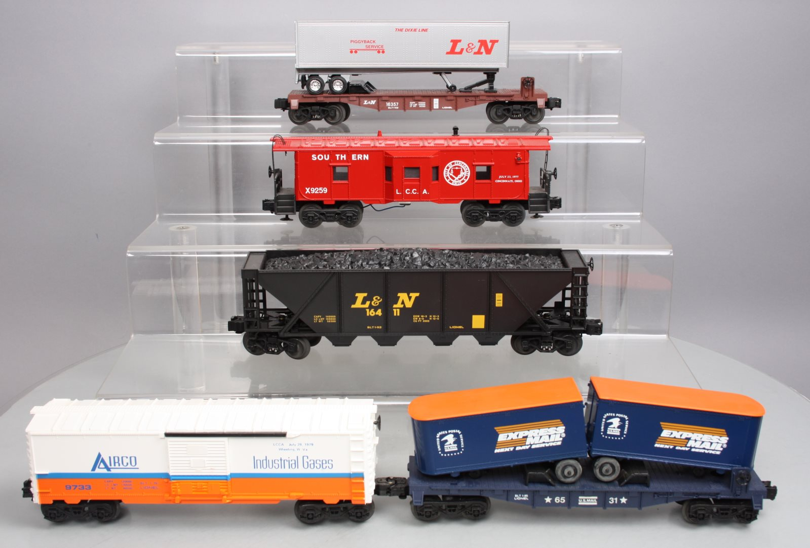Buy Lionel MPC Freight Cars [5] EX | Trainz Auctions