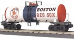 MTH 30-73148 MLB - Boston Red Sox Modern Tank Car