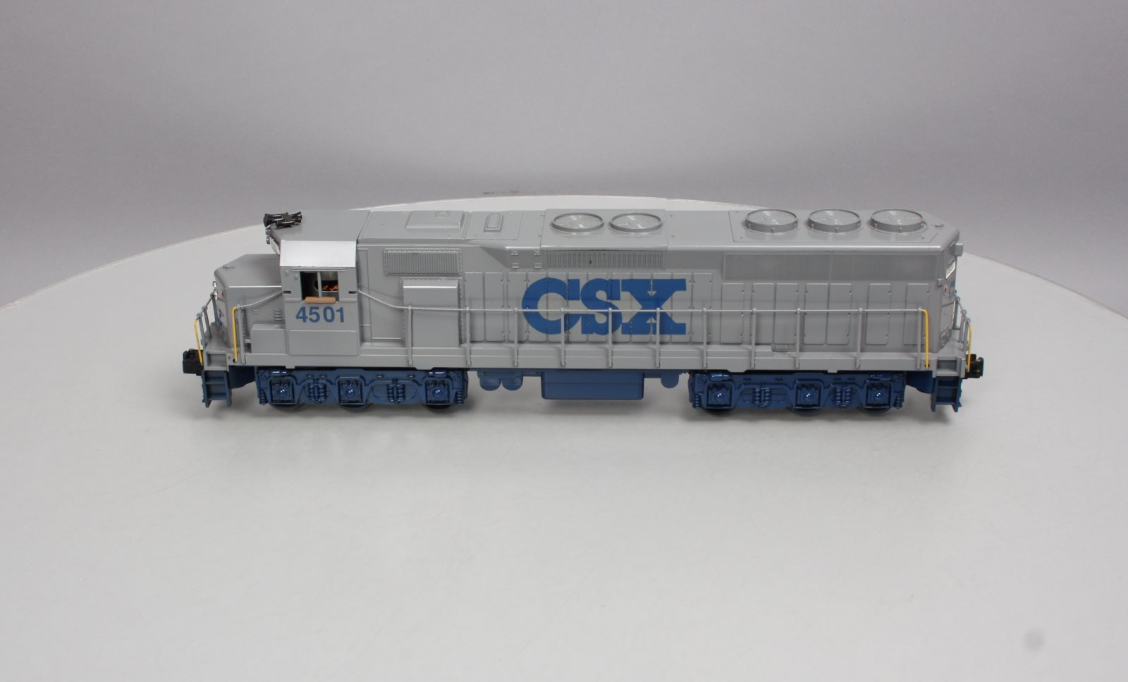 Buy Williams O CSX Diesel Locomotive #4501 | Trainz Auctions