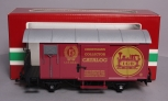 LGB 4028CA G Scale Christmann Collector Catalog Boxcar LN/Box