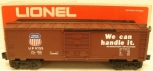 Lionel 6-9755 Union Pacific Boxcar LN/Box