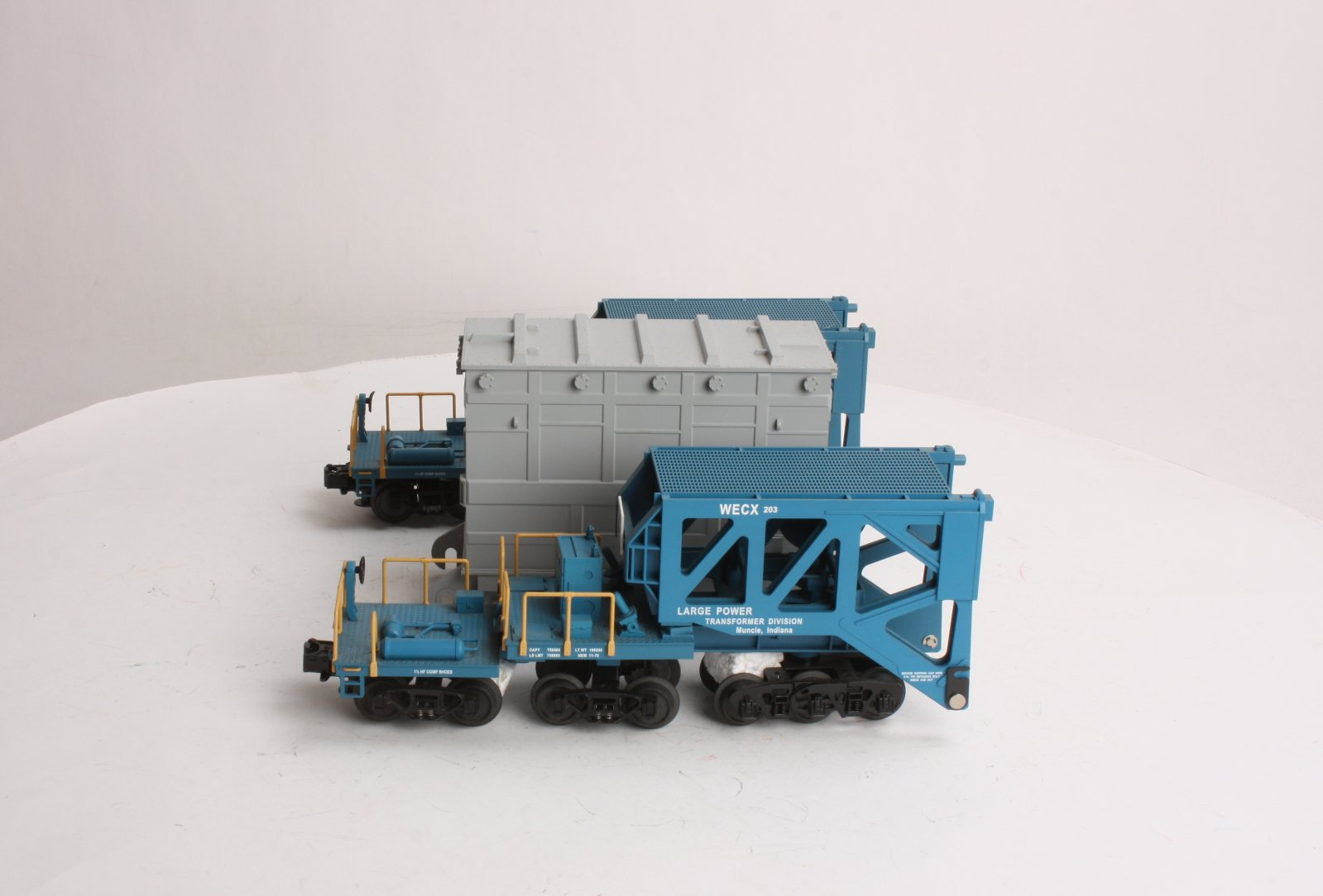 Buy Mth 20-98232 Westinghouse Schnabel Car With Transformer | Trainz