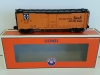 Lionel 6-27318 Santa Fe Reefer 3496 orange