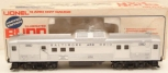Lionel 6-8765 Baltimore & Ohio RDC Budd Baggage Non-Powered Car NEW