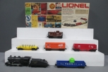 Lionel 6-1390 The Chief Steam Freight Set/Box