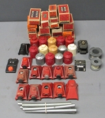 Lionel O Scale Postwar Parts: Bumpers, Containers, Controllers, Pipes & Coils [5