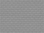 HO Scale Stone Blocks Model Train Scenery Sheets –5 Seamless 8.5x11 Coverstock Dk Gray