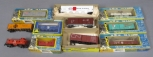 AHM, Athearn, Roundhouse HO Freight Cars: 12690, 717, 4068, 486520, 71950, 52793