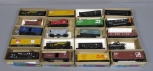 Roundhouse HO Scale Freight Cars: 1666, 1996, 1088, 3481, Etc [20]/Box