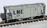 Atlas 3162 N Scale Lehigh & New England PS-2 Hopper #18168 NIB