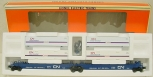 Lionel 6-16912 Canadian National  2-Car Double Stack Intermodal Cars LN/Box