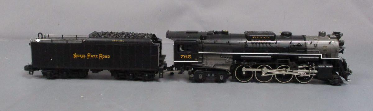 MTH 20-3032-1 Nickel Plate Road Berkshire 2-8-4 Steam Locomotive w/PS1 NIB
