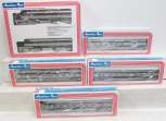 American Flyer 6-49601 S Scale Missouri Pacific PA-1 AA & 4-Car Passenger Set MT