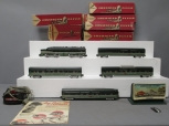 American Flyer 20445 North Coast Limited, 21551, 24843, 24846, 24849, 24853/Box