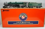 SOUTHERN Lionel TMCC 4-8-2 MOUNTAIN #1491