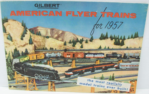 Buy AF Original 1957 Product Catalog | Trainz Auctions