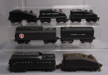 Lionel O Scale Assorted Postwar Steam Locomotive Tenders [7]