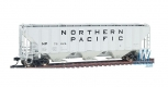 Proto 2000 31666 HO Sale Northern Pacific High Side Covered Hopper LN/Box