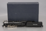 Pacific Fast Mail HO Scale BRASS Illinois Central 8000 Series 2-8-4 Berkshire St