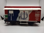 LGB 4028FR G Scale 1789-1989 French Revolution Bicentenial Boxcar/Box