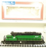 American Flyer 6-48007 S Scale Burlington Northern GP-20 Diesel Locomotive LN
