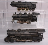 Lionel O Gauge Postwar Steam Locomotives: 1656, 2025 & 2026 [3]