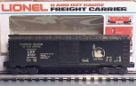 Lionel 6-9787 Central of New Jersey Box Car EX/Box