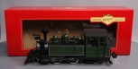 Bachmann 91199 2-4-2 Painted/Unlettered Green/Black G NIB