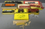 Varney, Mainline HO Scale Locomotive Kits, Freight Cars: 700K, 2450K, CC-4, CC-7