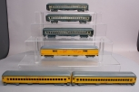 Scale Models HO Scale Union Pacific & Pleasant Valley Passenger Cars [6]