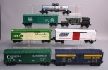 Lionel O Scale Assorted MPC & Modern Freight Cars; 6-9153, 6-6585, 6-9790, 6-975
