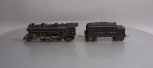 Lionel 1666 2-6-2 Die-Cast Steam Locomotive & 2666W Tender