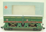 Aristo-Craft 46501Railway Express Piggyback Flatcar EX/Box