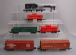 American Flyer S Scale Assorted Postwar Freight Cars [6]/Box