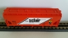 Lionel 6-17107 Sclair 3-Bay ACF Hopper #17107 From CP Rail Set