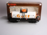 Lionel 8-87602 Gulf Single Dome Tank Car w/Plastic Wheels LN/Box