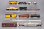 Assorted HO Vintage Freight Cars [10]